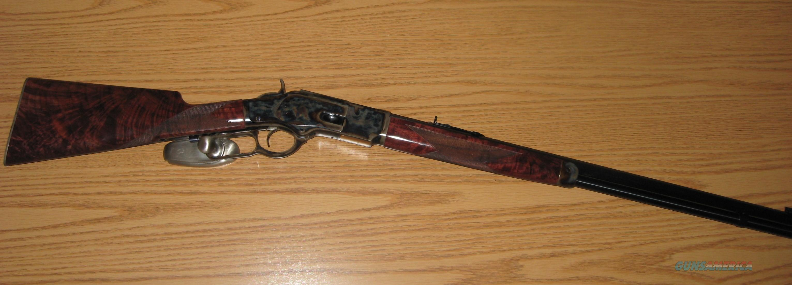 navy arms winchester made 1873 rifle for sale
