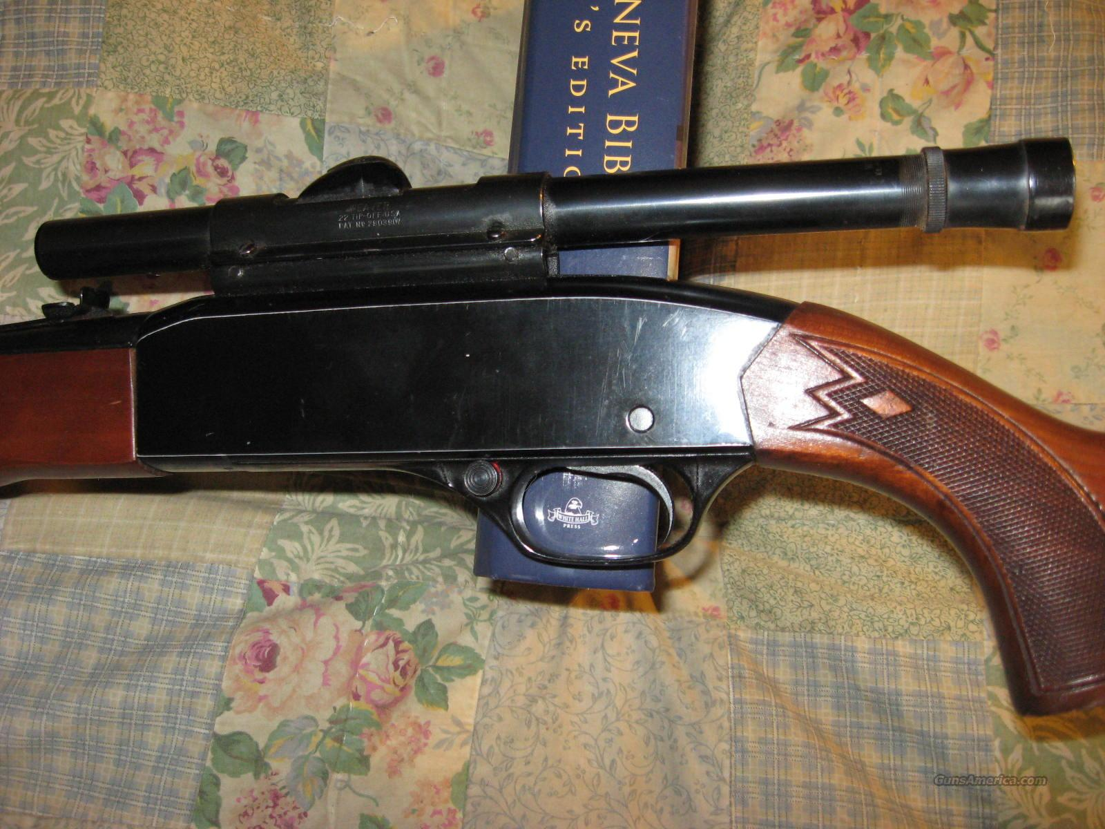 Winchester Model 290, Semi-Auto .22LR,L,S  Guns > Rifles > Winchester Rifles - Modern Bolt/Auto/Single > Autoloaders