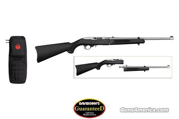 New Ruger 10/22 Takedown Stainless Steel  Guns > Rifles > Ruger Rifles > 10-22