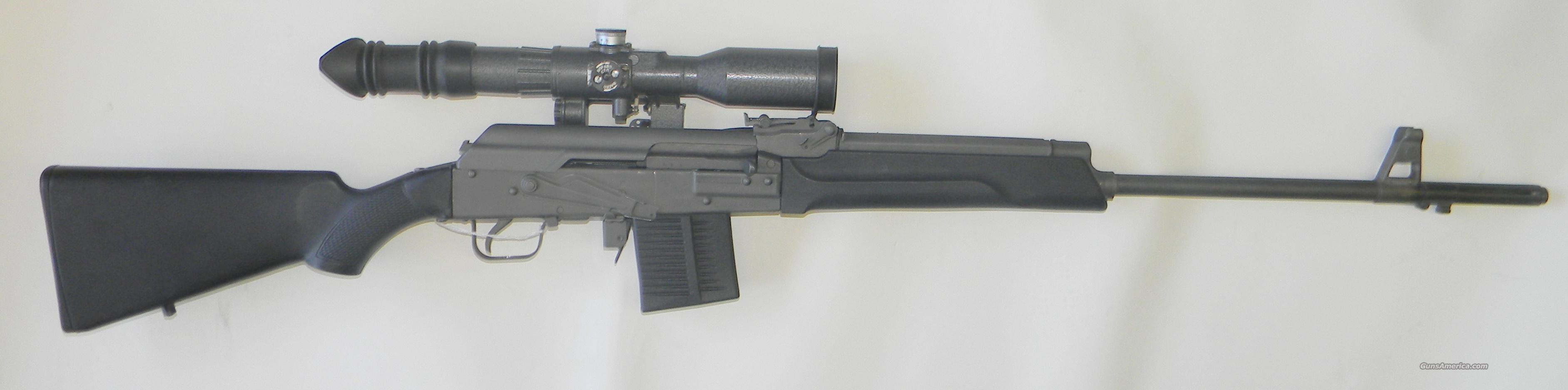 "Saiga Dragunov .308 ""Izhmash""  Guns > Rifles > Saiga Rifles"