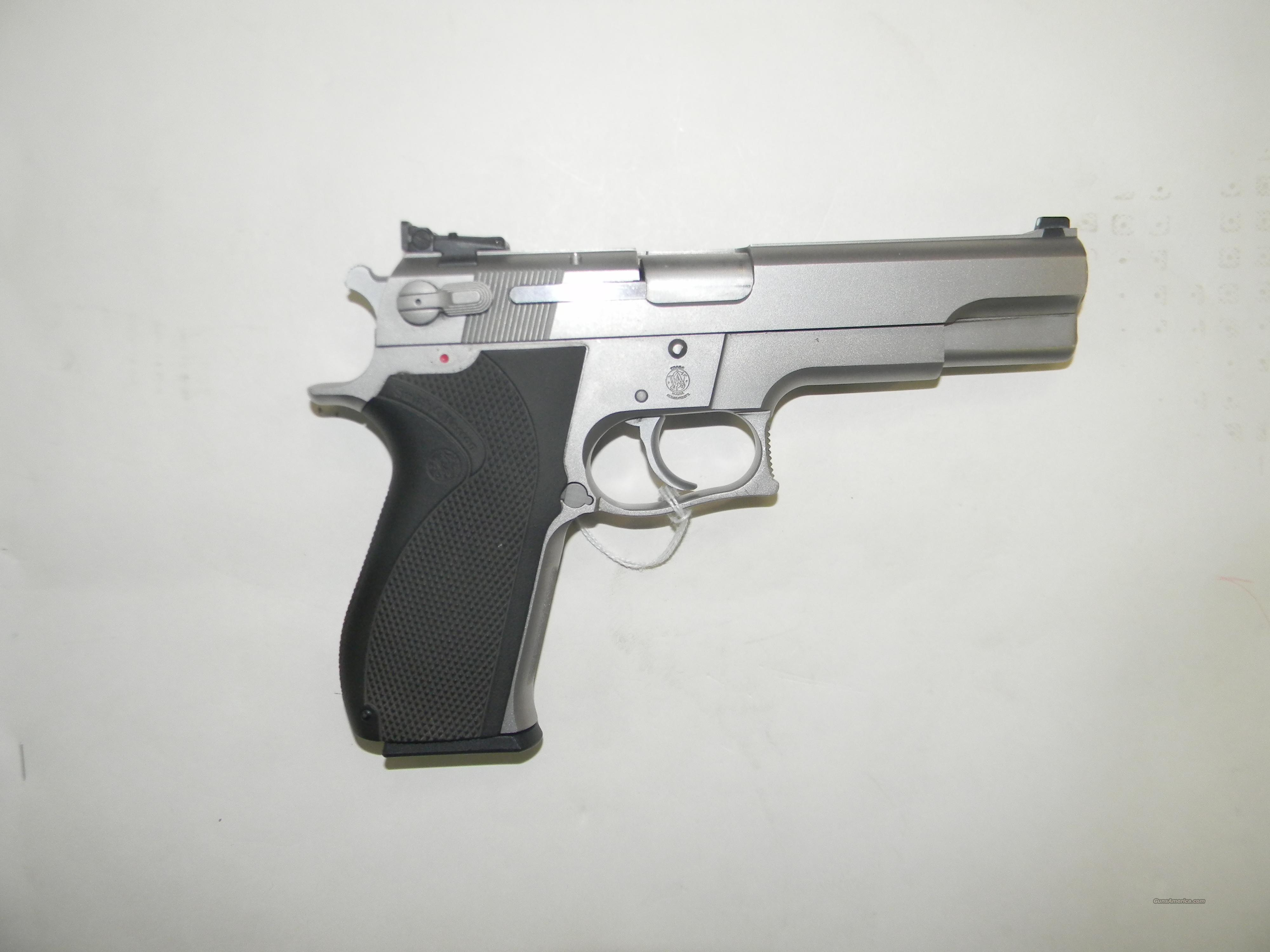 Smith and Wesson 4506 45 ACP  Guns > Pistols > Smith & Wesson Pistols - Autos > Steel Frame