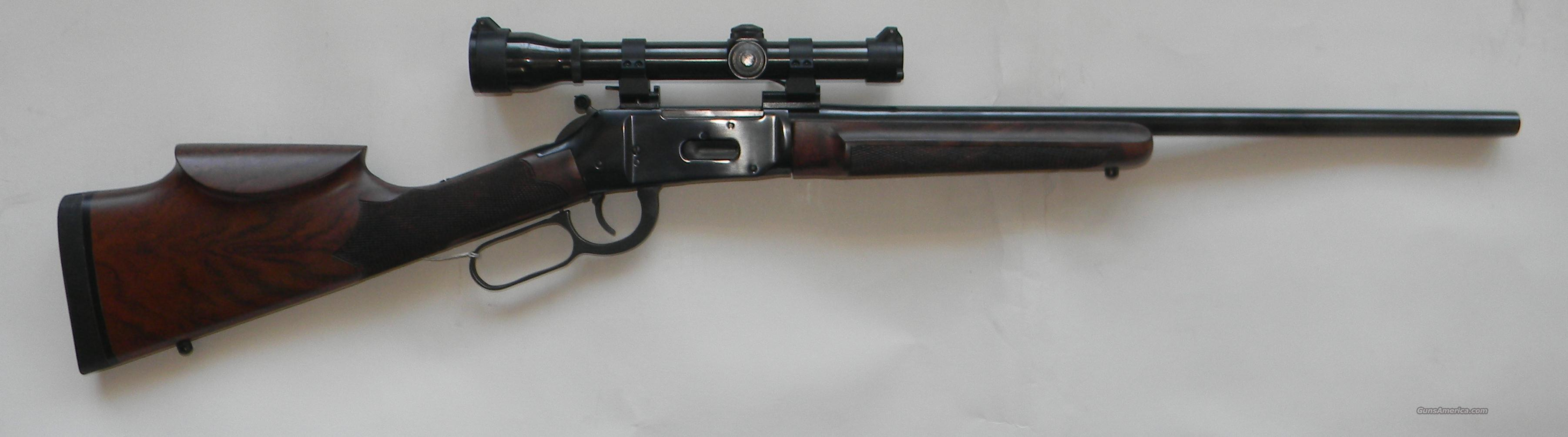 Winchester 94AE XTR Gonic Custom 375WIN  Guns > Rifles > Winchester Rifles - Modern Lever > Model 94 > Post-64