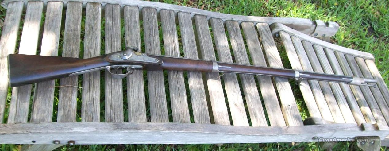 L. Pomeroy 1836 Percussion Contract Musket  Guns > Rifles > Antique (Pre-1899) Rifles - Perc. Misc.