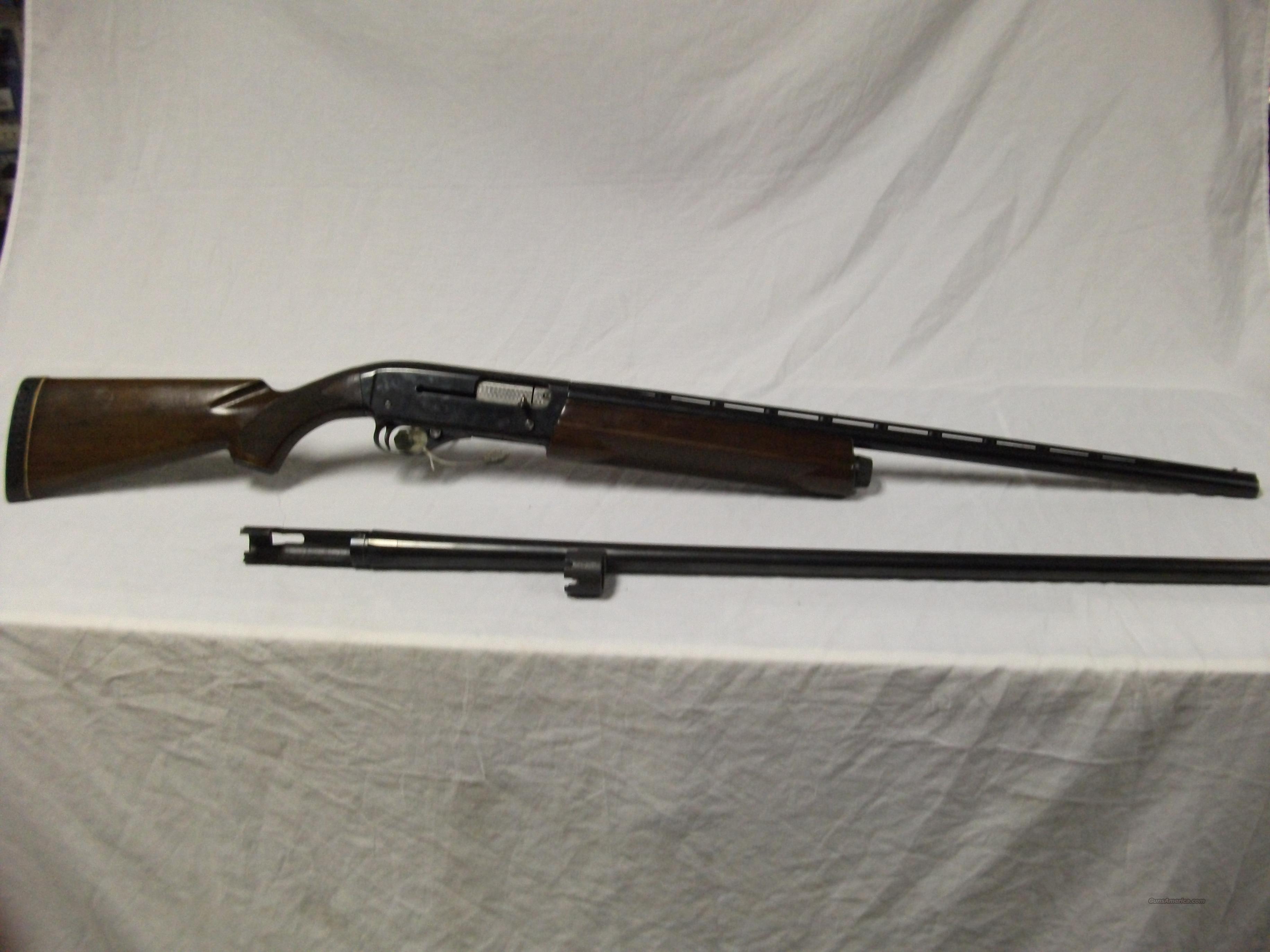 Winchester Super X Model 1 12 gauge  Guns > Shotguns > Winchester Shotguns - Modern > Autoloaders > Trap/Skeet
