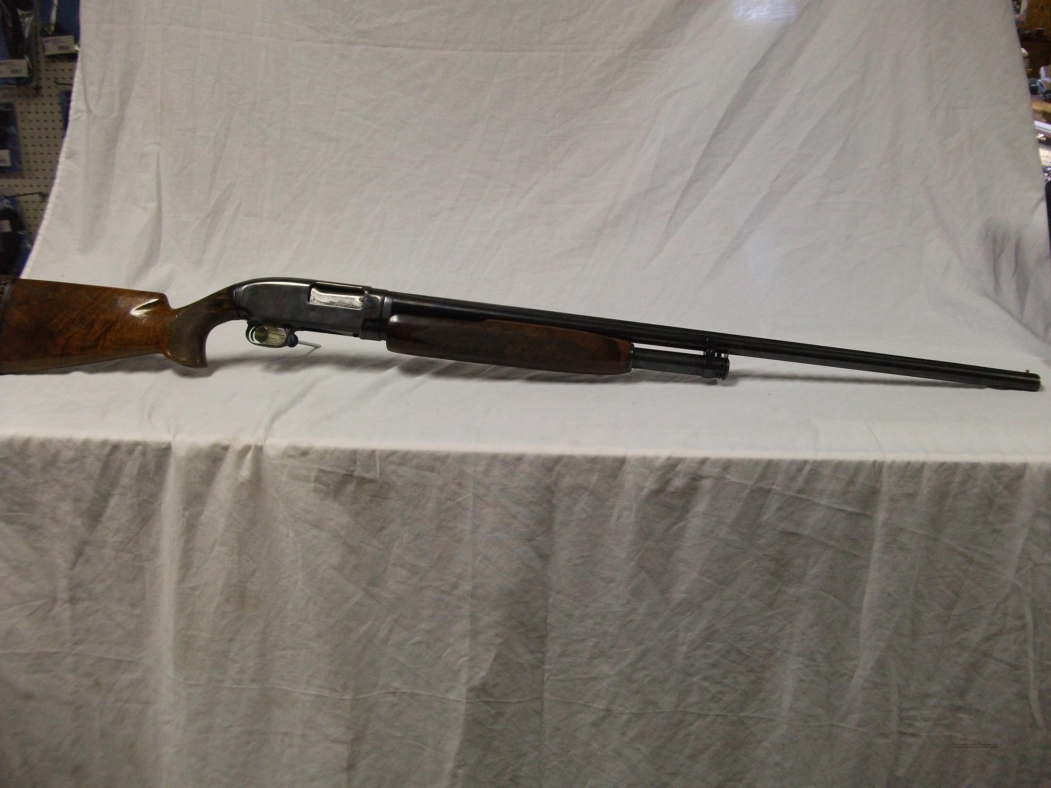 Winchester 1912 Trap 12 gauge  Guns > Shotguns > Winchester Shotguns - Modern > Pump Action > Trap/Skeet