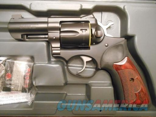 Ruger GP100 Wiley Clapp Hawkeye Blued Free Shipping  Guns > Pistols > Ruger Double Action Revolver > SP101 Type