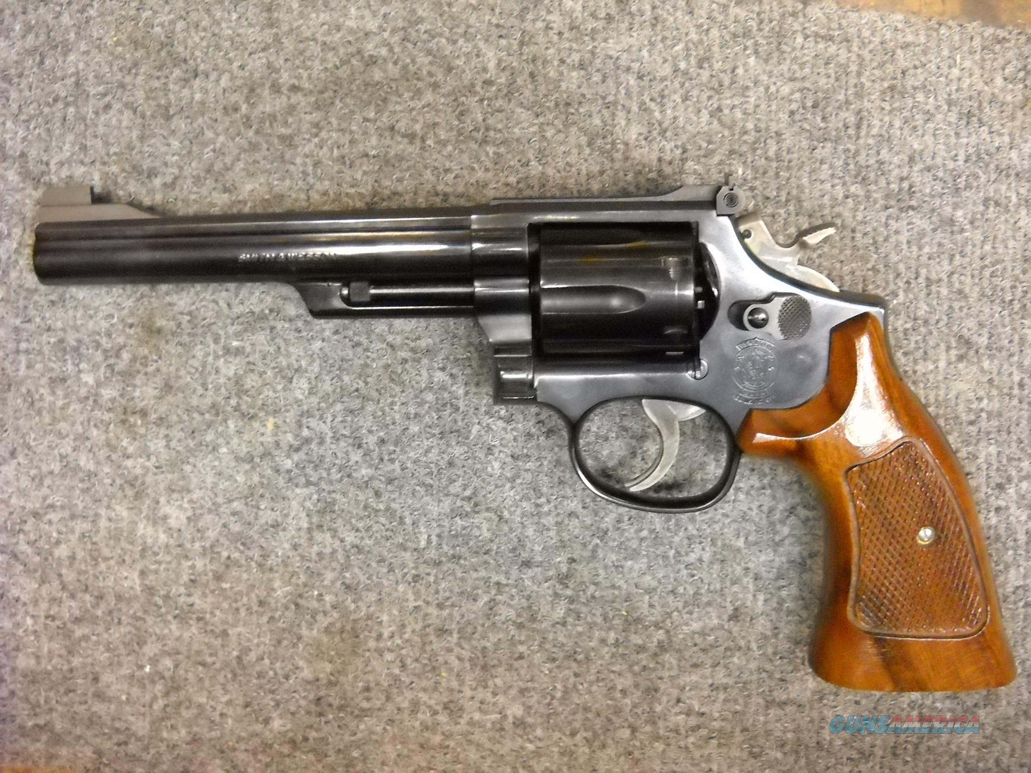 Smith&Wesson Model 19-5 .357 mag 99%  Guns > Pistols > Smith & Wesson Revolvers > Full Frame Revolver