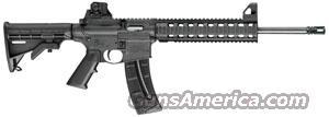 Smith & Wesson M&P15-22  22LR  Guns > Rifles > Smith & Wesson Rifles > M&P