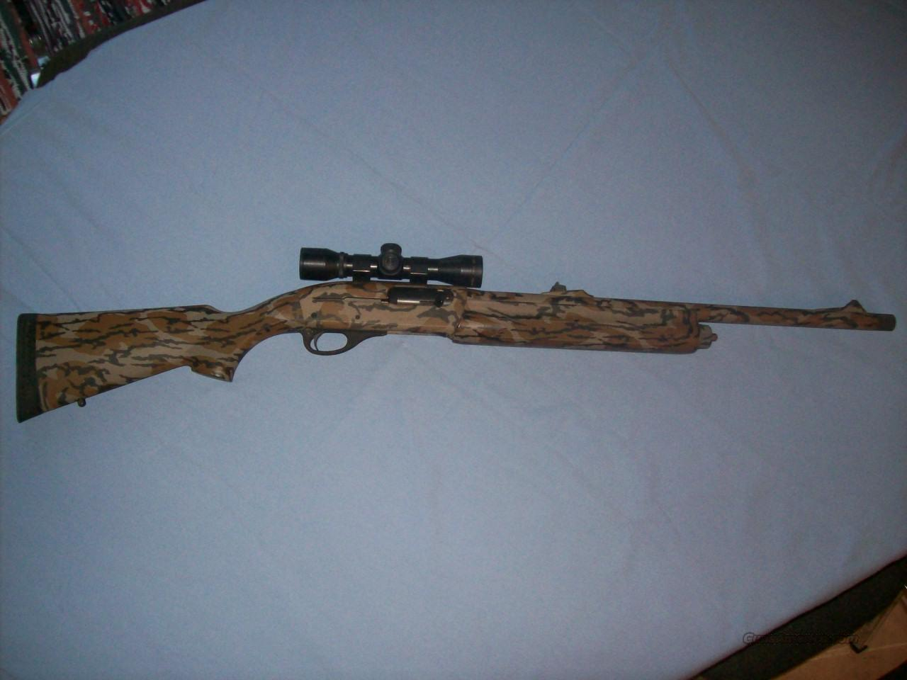 Remington 11-87SP Tactical Camo  Guns > Shotguns > Remington Shotguns  > Autoloaders > Tactical