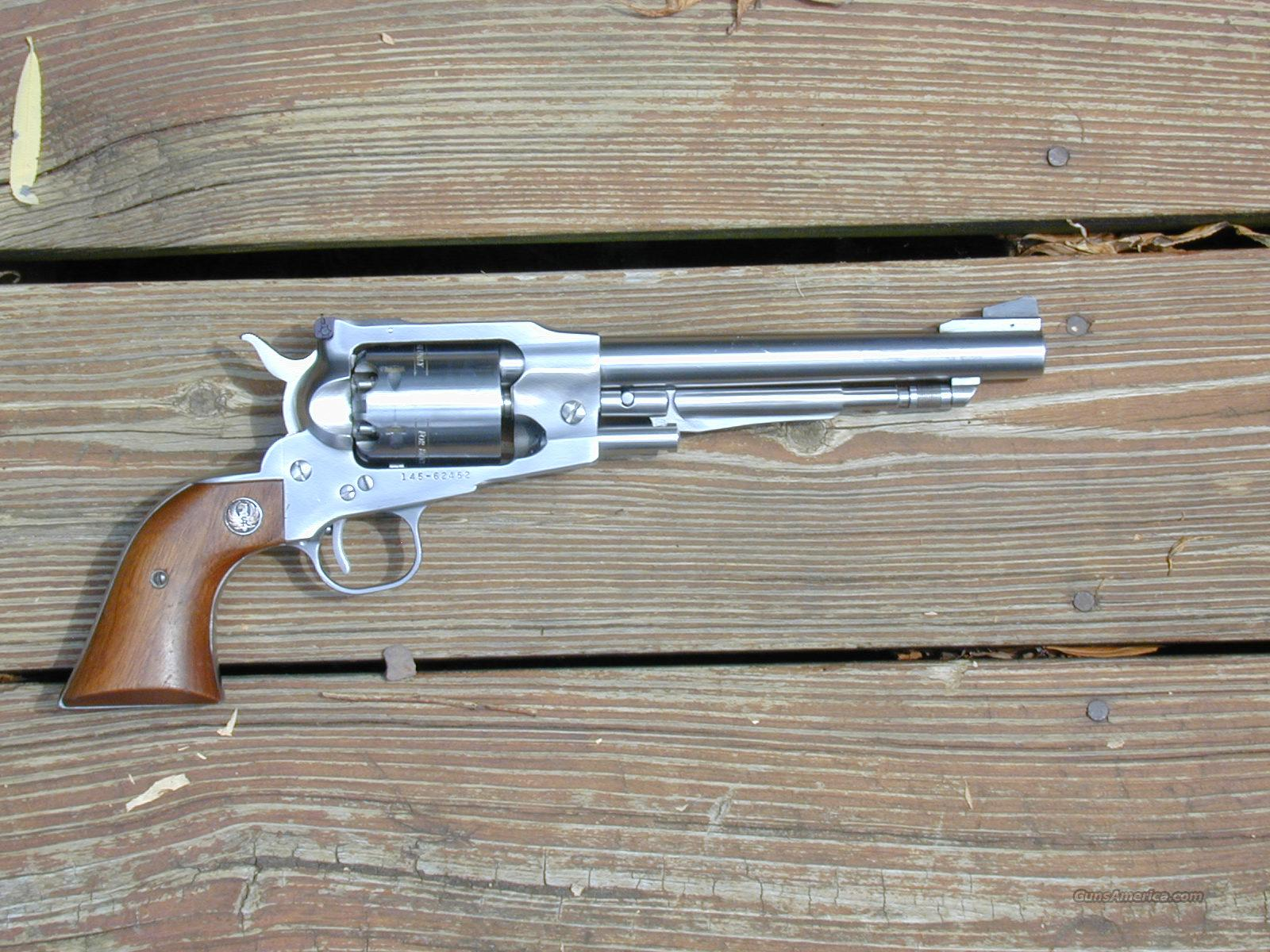 Ruger Old Army Stainless  Guns > Pistols > Ruger Cap & Ball Revolvers
