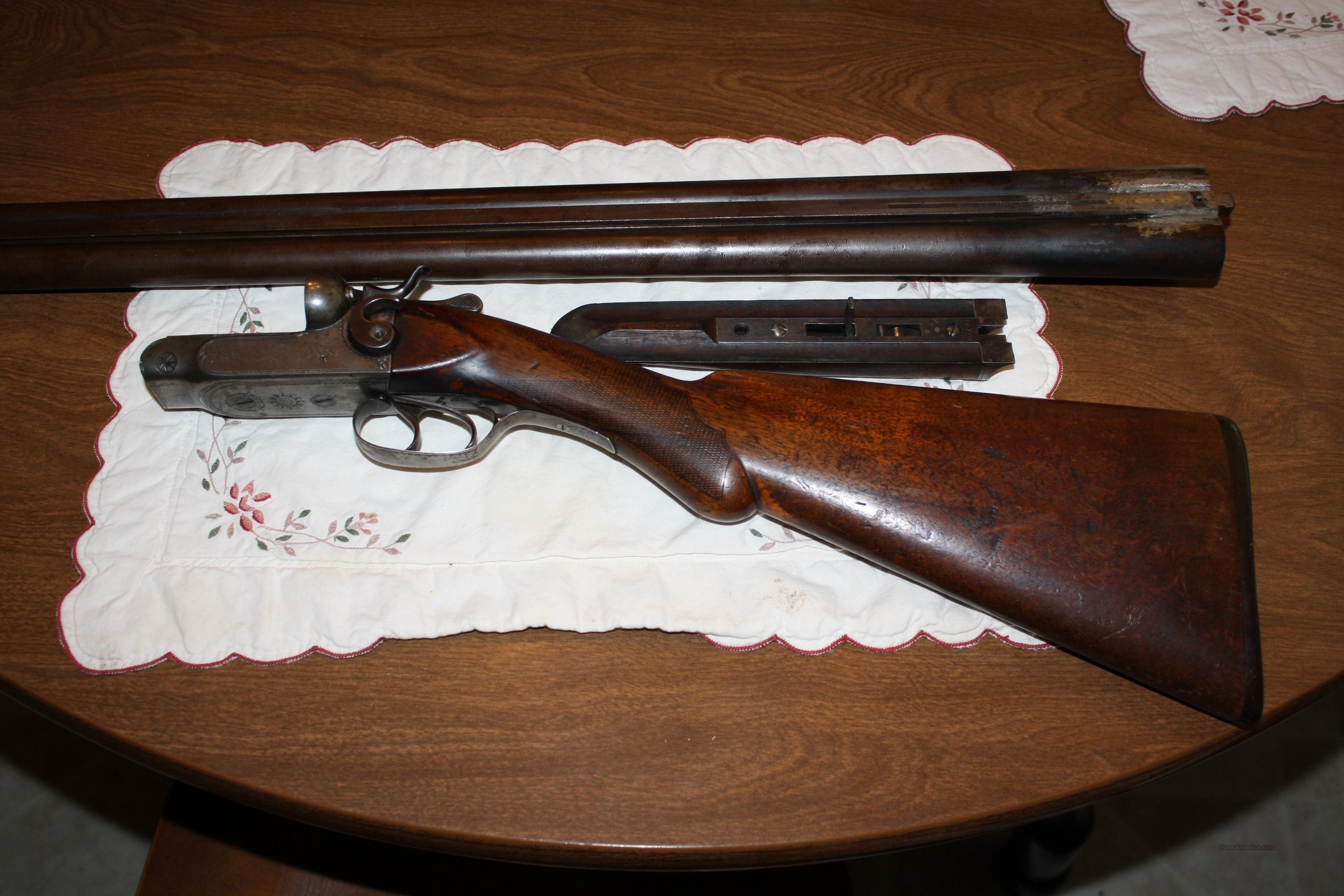 Ithaca 10ga   Guns > Shotguns > Antique (Pre-1899) Shotguns - Misc.