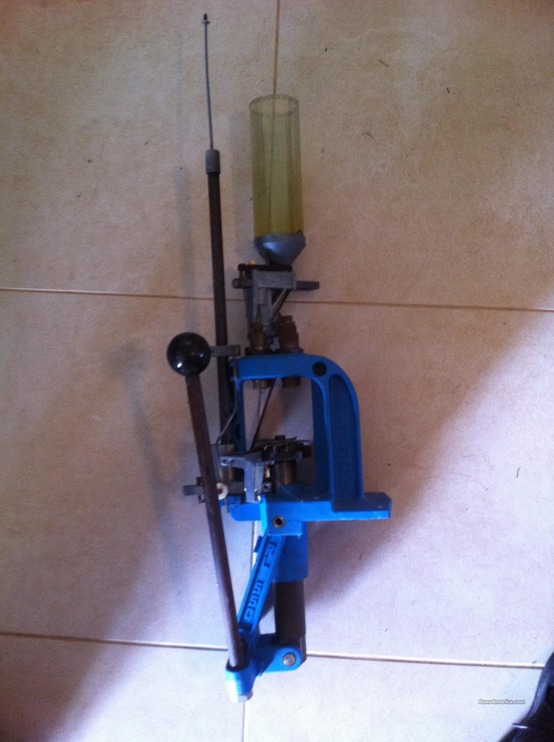 Dillion RL550B  Non-Guns > Reloading > Equipment > Metallic > Presses