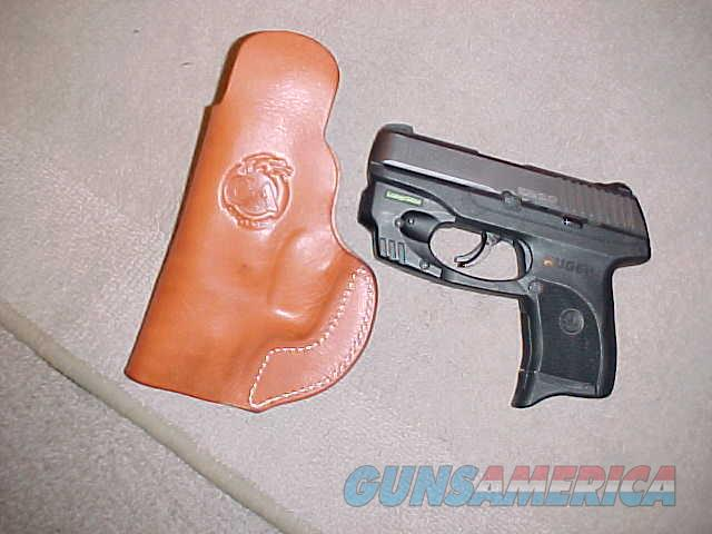 RUGER LC-9S-PRO 9MM WITH LASER  Guns > Pistols > Ruger Semi-Auto Pistols > LC9