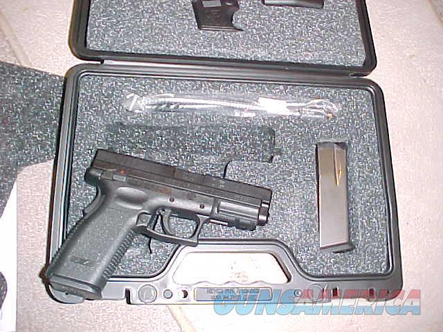 SPRINGFIELD XD-45  Guns > Pistols > Springfield Armory Pistols > XD (eXtreme Duty)