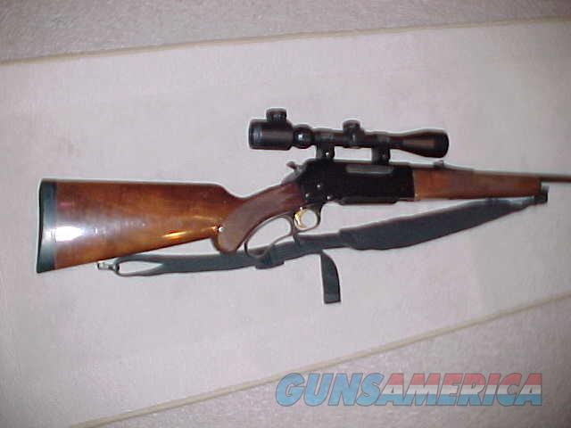BROWNING BLR NEW MODEL LIGHTNING 30-06  Guns > Rifles > Browning Rifles > Lever Action