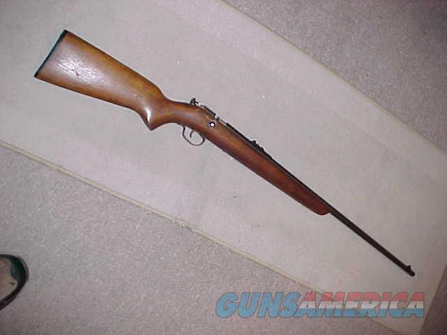 WINCHESTER MODEL 67-A 22LR SINGLE SHOT  Guns > Rifles > Winchester Rifles - Modern Bolt/Auto/Single > Single Shot