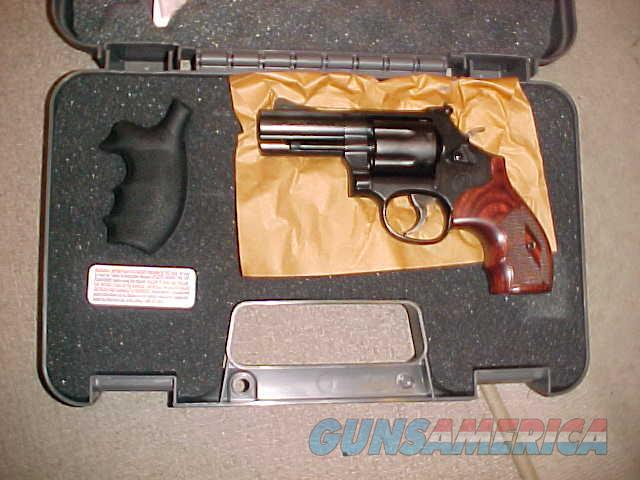 S&W TALO 586 L-COMP 357  Guns > Pistols > Smith & Wesson Revolvers > Performance Center