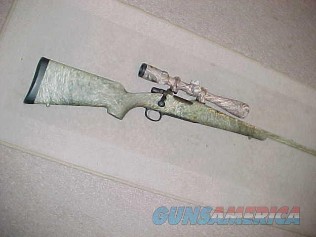 REMINGTON MODEL SEVEN PREDATOR CAMO 22-250  Guns > Rifles > Remington Rifles - Modern > Bolt Action Non-Model 700 > Sporting