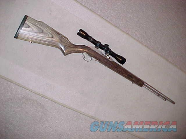 MARLIN 60 SS LAMINATED 22LR  Guns > Rifles > Marlin Rifles > Modern > Semi-auto