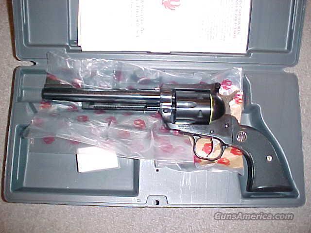 "RUGER NM BLACKHAWK 41 MAGNUM 6.5"" W/BOX  Guns > Pistols > Ruger Single Action Revolvers > Blackhawk Type"