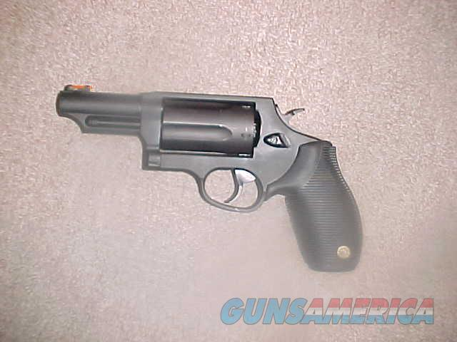 "TAURUS JUDGE 45/410 3""  Guns > Pistols > Taurus Pistols > Revolvers"