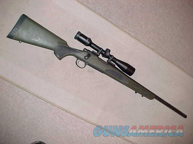 REMINGTON 700 VTR 308/ZEISS  Guns > Rifles > Remington Rifles - Modern > Model 700 > Sporting