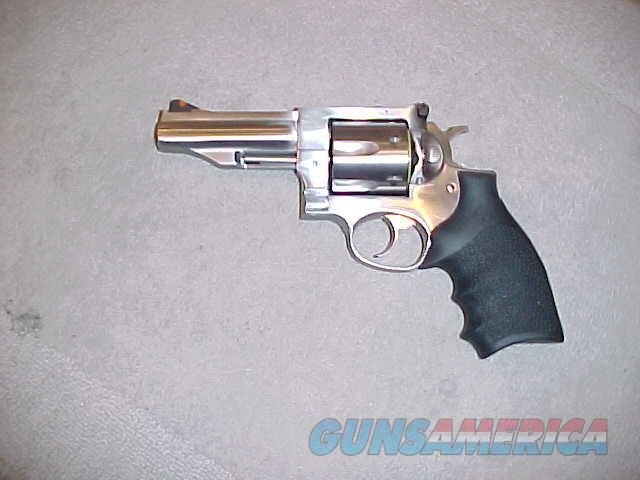 RUGER STAINLESS REDHAWK 45 COLT  Guns > Pistols > Ruger Double Action Revolver > Redhawk Type