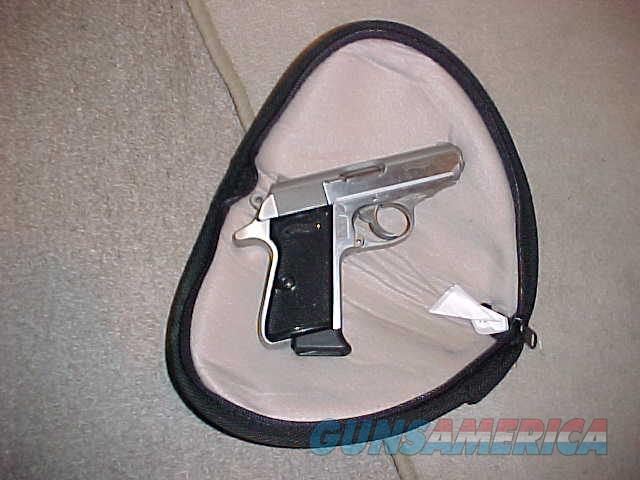 WALTHER PPK/S STAINLESS 380ACP  Guns > Pistols > Walther Pistols > Post WWII > PPK Series