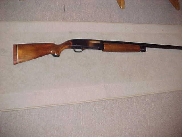 WINCHESTER 1200 VENT 12GA I/C  Guns > Shotguns > Winchester Shotguns - Modern > Pump Action > Hunting