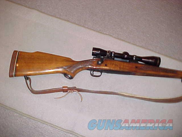 WINCHESTER MODEL 70 POST 64 RIFLE 264 MAG LEUPOLD SCOPE  Guns > Rifles > Winchester Rifles - Modern Bolt/Auto/Single > Model 70 > Post-64