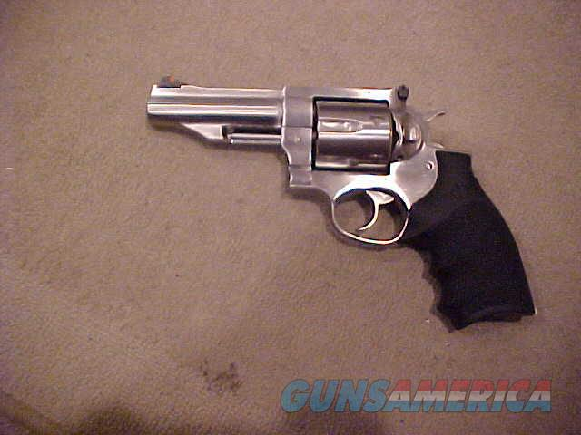 RUGER REDHAWK S/S 45 COLT  Guns > Pistols > Ruger Double Action Revolver > Redhawk Type