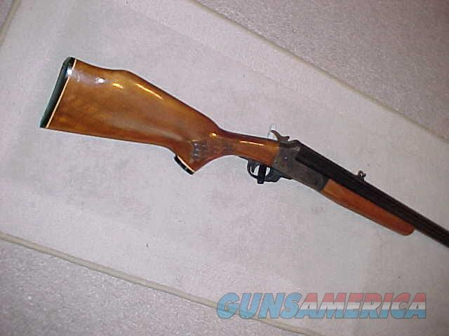 SAVAGE MODEL 24-S O/U 22LR OVER 20GA MAGNUM  Guns > Shotguns > Savage Shotguns