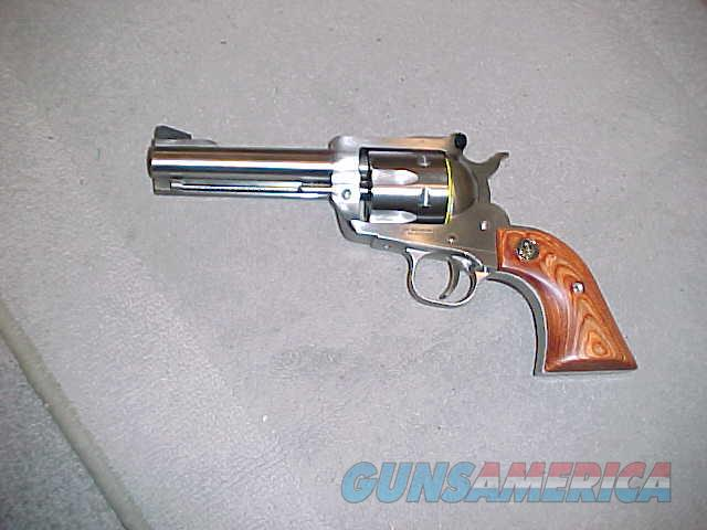 RUGER NM BLACKHAWK S/S 357  Guns > Pistols > Ruger Single Action Revolvers > Blackhawk Type