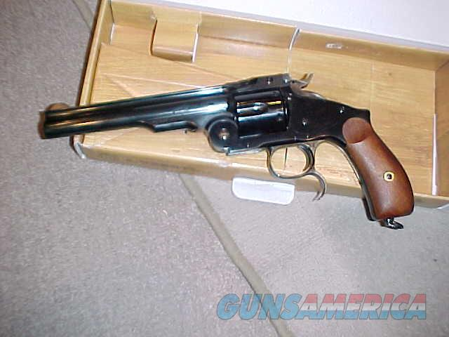UBERTI 44 RUSSIAN #3 IMPORTED BY STOEGER  Guns > Pistols > Uberti Pistols > Ctg.