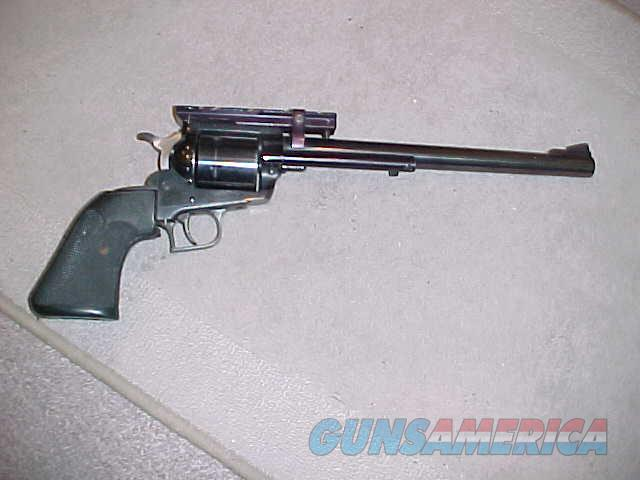 RUGER NM SUPER BLACKHAWK TARGET 44MAG  Guns > Pistols > Ruger Single Action Revolvers > Blackhawk Type