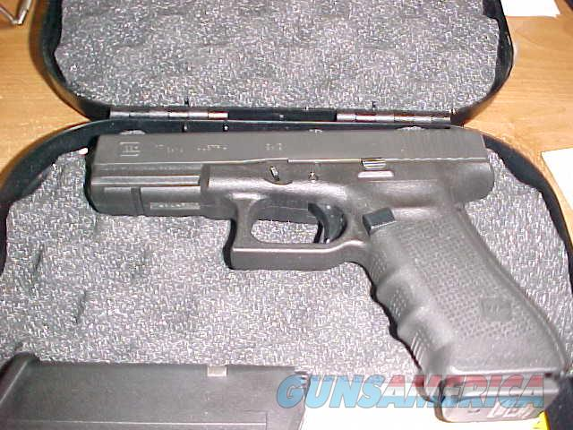 GLOCK 17 GEN-4 9MM  Guns > Pistols > Glock Pistols > 17