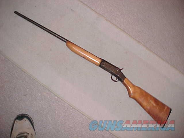H&R TOPPER 410GA  Guns > Shotguns > Harrington & Richardson Shotguns