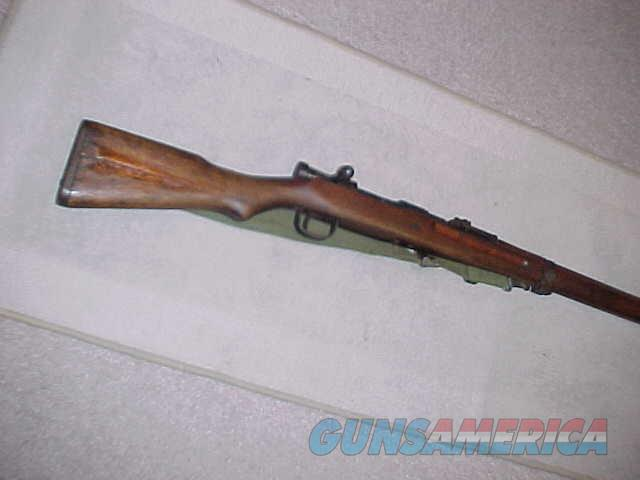 JAPANESE MODEL 99 ARISAKA 7.7 WITH CHRYSANTHEMUM  Guns > Rifles > Military Misc. Rifles Non-US > Other