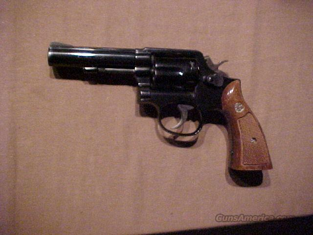 SW Model 13-2 revolver in 357 magnum  Guns > Pistols > Smith & Wesson Revolvers > Full Frame Revolver