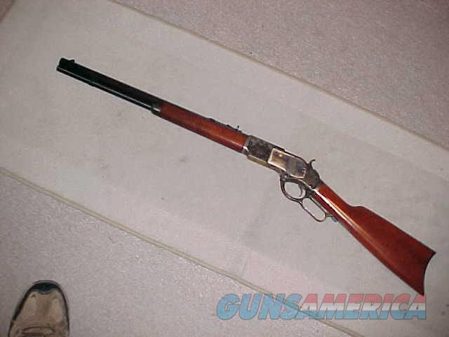 UBERTI 1873 SHORT RIFLE 45 COLT  Guns > Rifles > Uberti Rifles > Lever Action