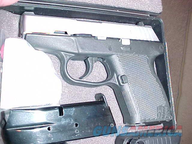 KELTEC P-11 HC HARD CHROME 9MM  Guns > Pistols > Kel-Tec Pistols > Pocket Pistol Type