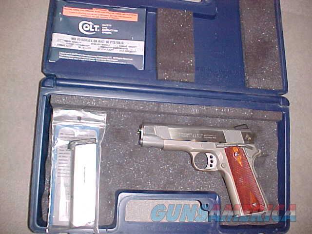 COLT XSE SS LTWGT COMMANDER 45ACP  Guns > Pistols > Colt Automatic Pistols (1911 & Var)