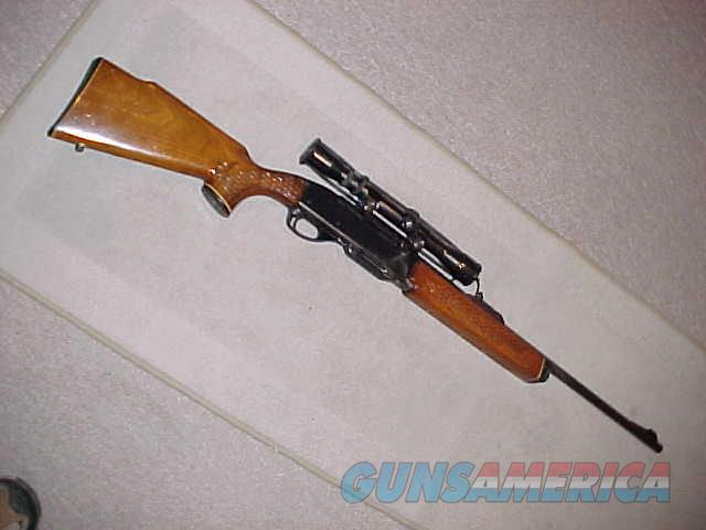 REMINGTON 742BDL 30-06  Guns > Rifles > Remington Rifles - Modern > Other