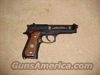 Beretta M9-92FS   Ltd. Edition  9MM  Beretta Pistols > Model 92 Series