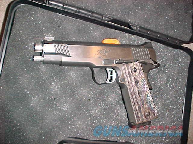 KIMBER CUSTOM II DUOTONE 10mm  Guns > Pistols > Kimber of America Pistols > 1911