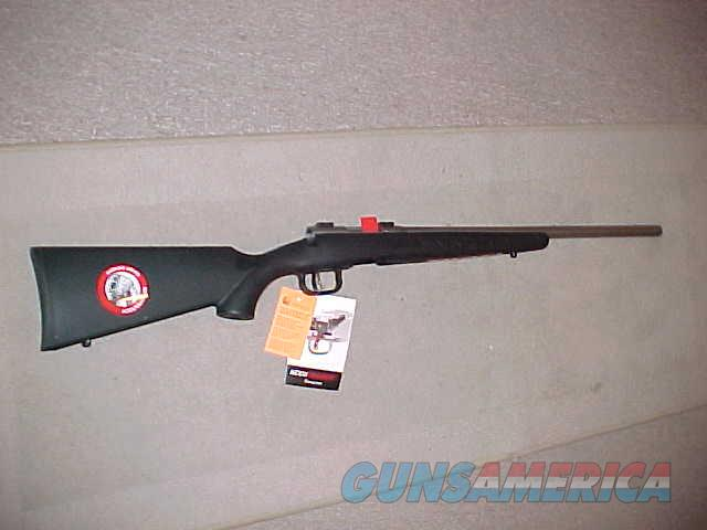 SAVAGE B-MAG S/S HB VARMINT 17WSM  Guns > Rifles > Savage Rifles > Accutrigger Models > Sporting
