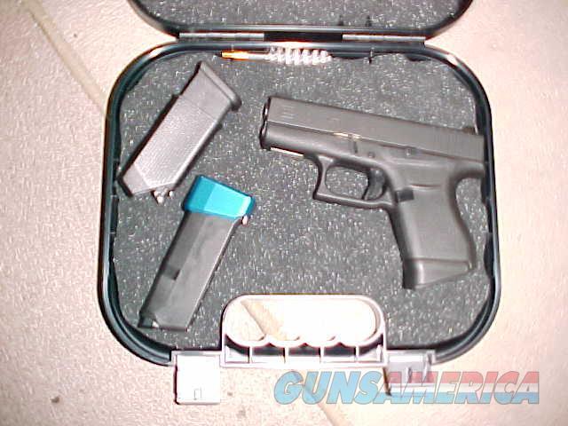 GLOCK 43 NGTSGTS 9MM  Guns > Pistols > Glock Pistols > 43