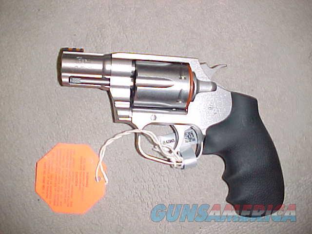 COLT COBRA STAINLESS NEW MODEL 38SPL  Guns > Pistols > Colt Double Action Revolvers- Modern