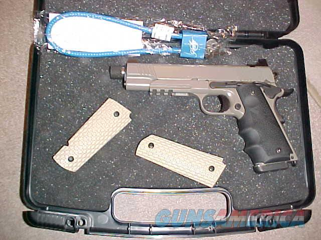 KIMBER DESERT WARRIOR TFS 45ACP  Guns > Pistols > Kimber of America Pistols