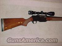 Browning BAR rifle in 300 Win Mag caliber  Guns > Rifles > Browning Rifles > Semi Auto > Hunting